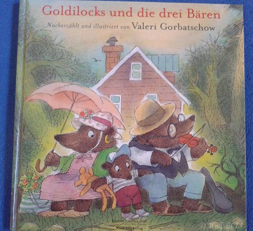 Bildtext: Goldilocks und die drei Bären von Gorbatschow, Valeri