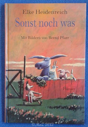 Bildtext: Sonst noch was von Heidenreich, Elke
